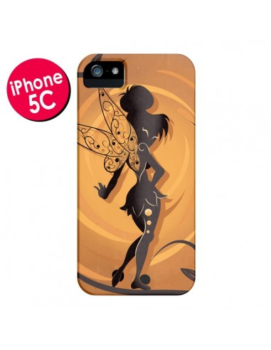 coque iphone 5 fee clochette