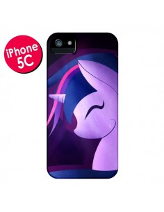 Coque I Love Unicorn Licorne pour iPhone 5C - LouJah