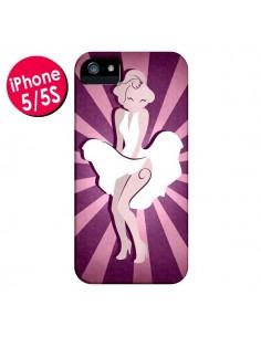 Coque Marilyn Monroe Design pour iPhone 5 et 5S - LouJah