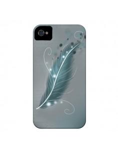 Coque Plume Magique pour iPhone 4 et 4S - LouJah