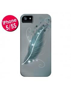 Coque Plume Magique pour iPhone 5 et 5S - LouJah