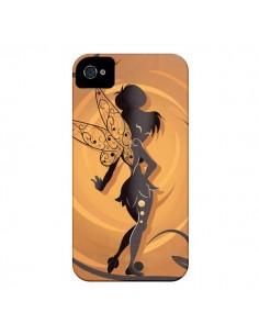 Coque Fée Clochette Fairy Peter Pan pour iPhone 4 et 4S - LouJah