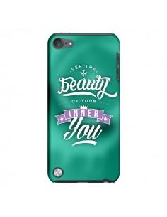Coque Beauty Vert pour iPod Touch 5 - Javier Martinez