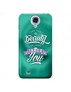 Coque Beauty Vert pour Samsung Galaxy S4 - Javier Martinez