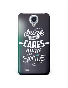 Coque Drink Gris pour Samsung Galaxy S4 - Javier Martinez