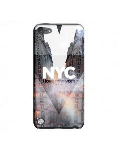 Coque I Love New York City Orange pour iPod Touch 5 - Javier Martinez