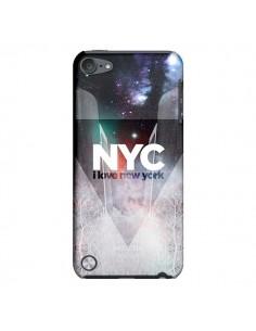 Coque I Love New York City Bleu pour iPod Touch 5 - Javier Martinez