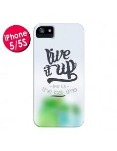 Coque Last Time pour iPhone 5 et 5S - Javier Martinez