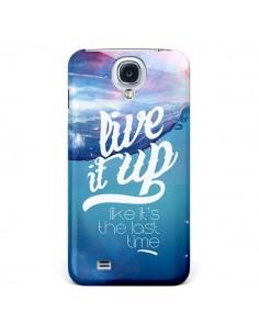 Coque Last Time Bleu pour Samsung Galaxy S4 - Javier Martinez