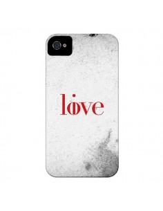 Coque Love Live pour iPhone 4 et 4S - Javier Martinez