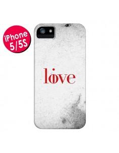 Coque Love Live pour iPhone 5 et 5S - Javier Martinez