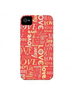Coque Love World pour iPhone 4 et 4S - Javier Martinez