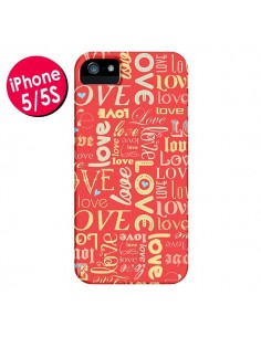 Coque Love World pour iPhone 5 et 5S - Javier Martinez