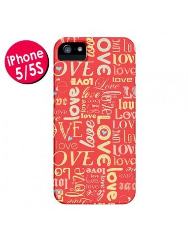 Coque Love World pour iPhone 5 et 5S - Javier Martinez