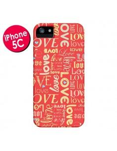 Coque Love World pour iPhone 5C - Javier Martinez