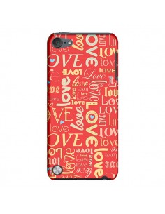 Coque Love World pour iPod Touch 5 - Javier Martinez