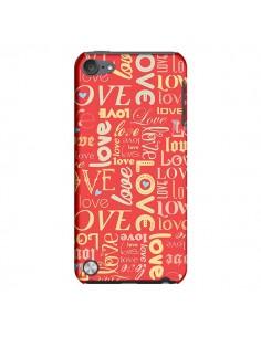 Coque Love World pour iPod Touch 5 - Javier Martinez