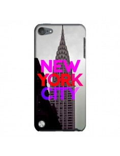 Coque New York City Rose Rouge pour iPod Touch 5 - Javier Martinez