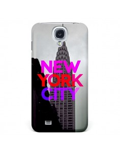 Coque New York City Rose Rouge pour Samsung Galaxy S4 - Javier Martinez