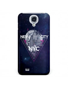 Coque New York City Triangle Rose pour Samsung Galaxy S4 - Javier Martinez