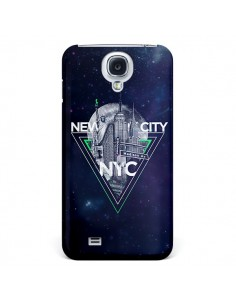 Coque New York City Triangle Vert pour Samsung Galaxy S4 - Javier Martinez