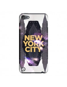 Coque New York City Orange pour iPod Touch 5 - Javier Martinez