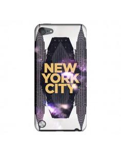 Coque New York City Orange pour iPod Touch 5 - Javier Martinez