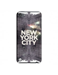 Coque New York City Gris pour iPod Touch 5 - Javier Martinez