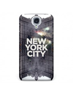 Coque New York City Gris pour Samsung Galaxy S4 - Javier Martinez