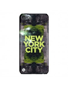 Coque New York City Vert pour iPod Touch 5 - Javier Martinez