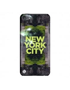 Coque New York City Vert pour iPod Touch 5 - Javier Martinez