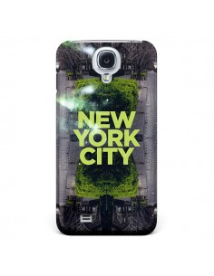 Coque New York City Vert pour Samsung Galaxy S4 - Javier Martinez