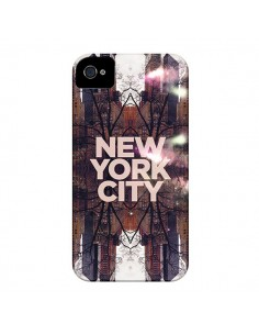 Coque New York City Parc pour iPhone 4 et 4S - Javier Martinez