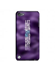 Coque Sunshine Violet pour iPod Touch 5 - Javier Martinez