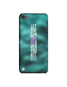 Coque Sunshine Vert pour iPod Touch 5 - Javier Martinez