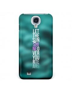 Coque Sunshine Vert pour Samsung Galaxy S4 - Javier Martinez