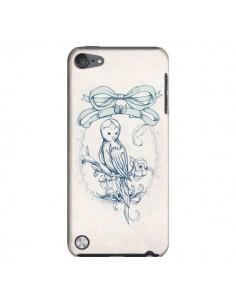 Coque Bird Oiseau Mignon Vintage pour iPod Touch 5 - Lassana