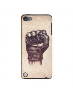 Coque Fight Poing Cuir pour iPod Touch 5 - Lassana