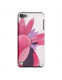 Coque Flowers Fleurs Roses pour iPod Touch 5 - Lassana
