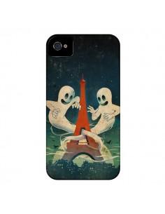 Coque Paris Phantoms pour iPhone 4 et 4S - Lassana