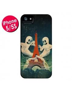 Coque Paris Phantoms pour iPhone 5 et 5S - Lassana