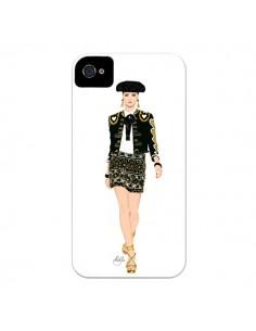 Coque Catwalk Femme Fashion pour iPhone 4 et 4S - AlekSia