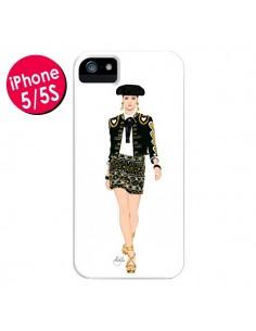 Coque Catwalk Femme Fashion pour iPhone 5 et 5S - AlekSia