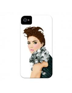 Coque India Femme pour iPhone 4 et 4S - AlekSia