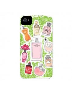 Coque Le Parfum pour iPhone 4 et 4S - AlekSia
