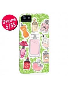 Coque Le Parfum pour iPhone 5 et 5S - AlekSia