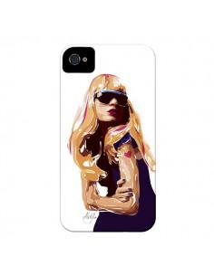 Coque Playa Femme pour iPhone 4 et 4S - AlekSia