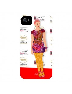 Coque Red Carpet Festival de Cannes pour iPhone 4 et 4S - AlekSia