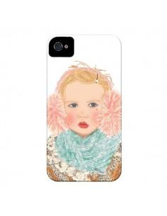Coque Baby Bébé Mignon pour iPhone 4 et 4S - AlekSia