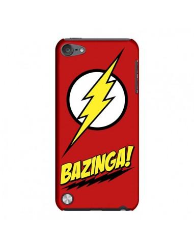 Coque Bazinga Sheldon The Big Bang Theory pour iPod Touch 5 - Jonathan Perez